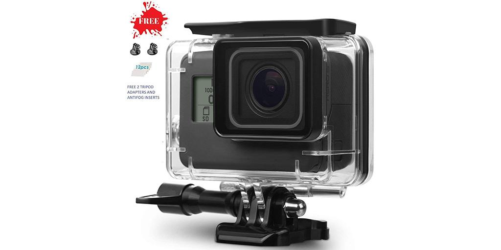 Waterproof Housing Case for GoPro Hero