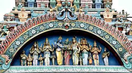 Day 1: Madurai Arrival