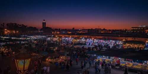 morocco's marrakech