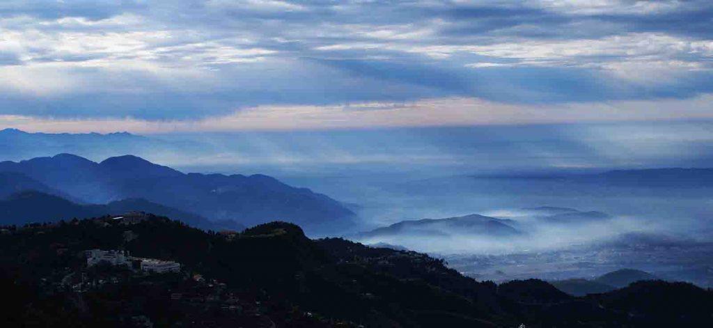 Mussoorie- Uttarakhand