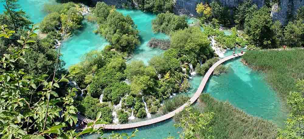 Beautiful Spots: Plitvice Lakes, Croatia