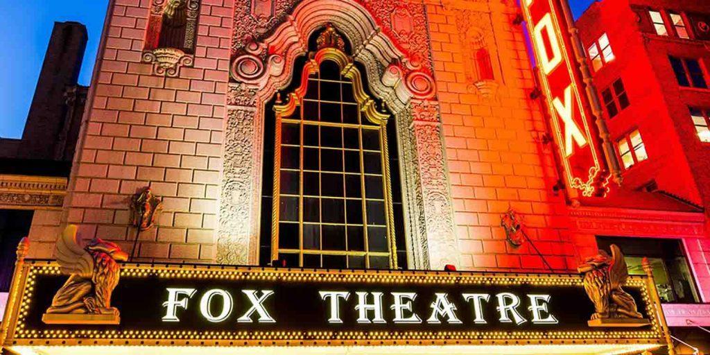 Catch a Classic Film at the Visalia Fox Theatre