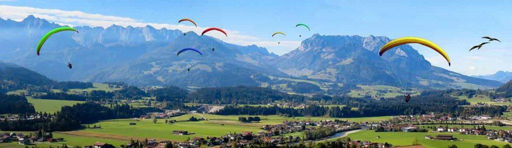 Best Tourist Spots for Paragliding in India