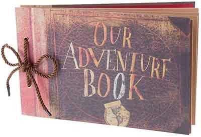 Campervan Adventures Scrapbook