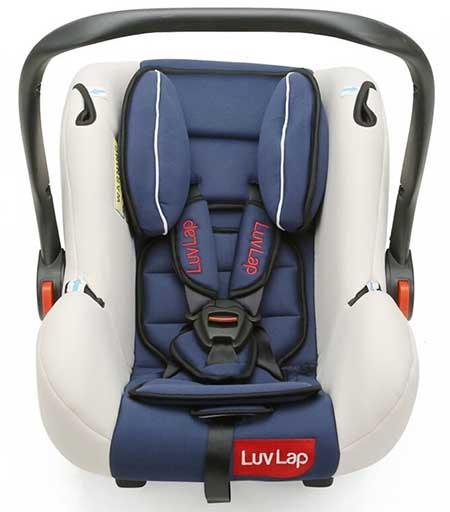 Car Seat Protector Backpack for Baby