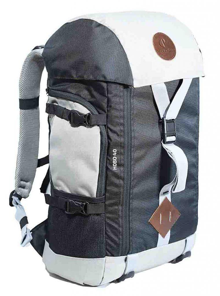 CarryPro Smart Travel Backpack