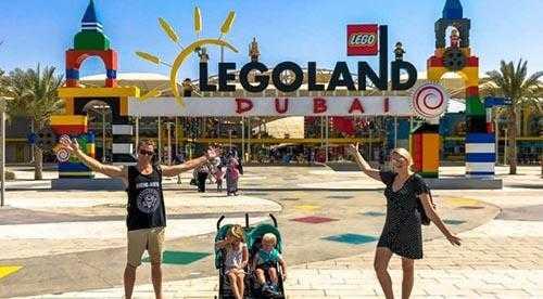 Dubai, A Famous Family Destination