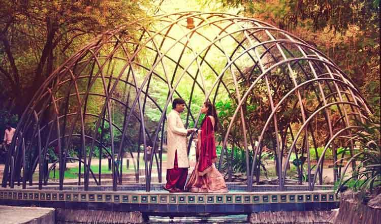 romantic places to visit - Jal Dhara Jaipur