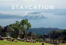 Best Romantic Staycation Spots in Tagaytay