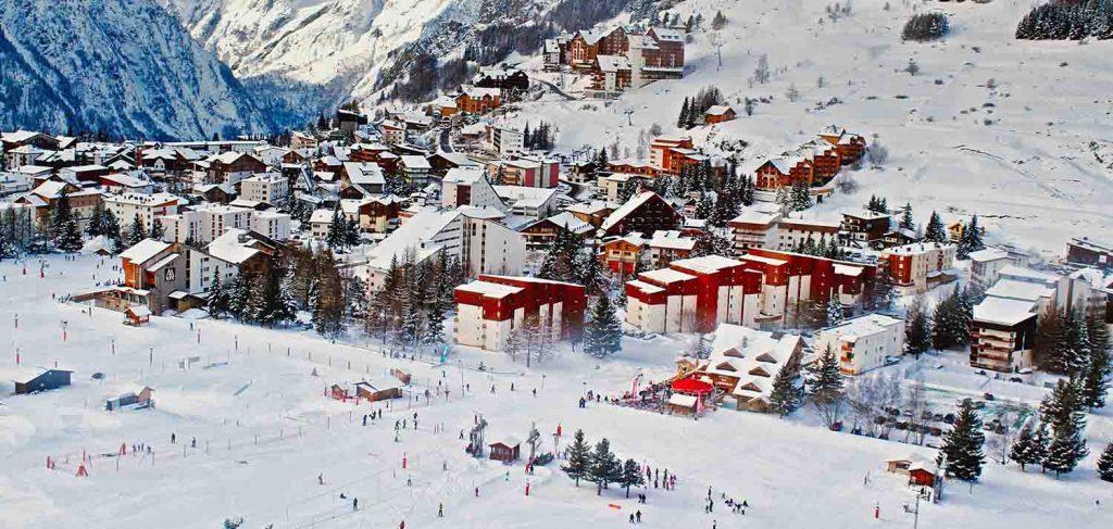 Best Ski Spots