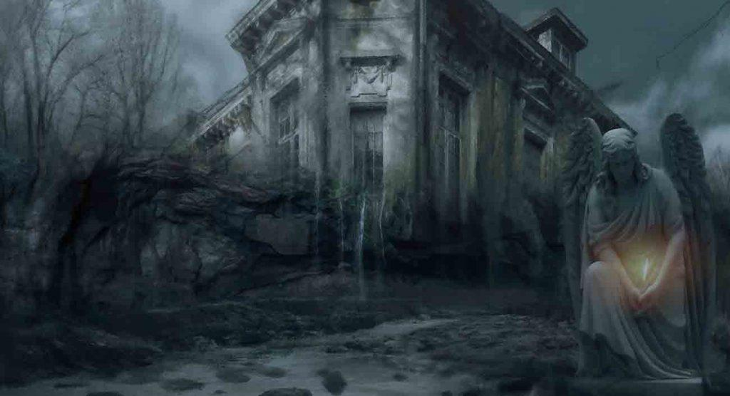 Mysterious Or Haunted Places