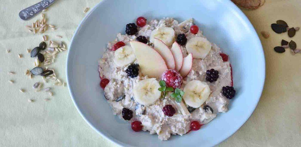 Oats Banana Porridge