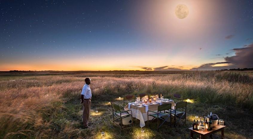 Regal Livingstone Lodging, Zambia