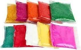 Festival Colors (Rangoli) Holi