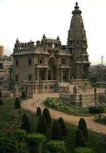 Baron Empain Palace eygpt
