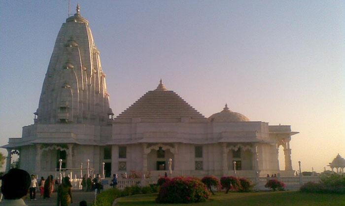 birla mandir jaipur timing