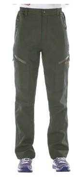 Fleece-lined Hiking Pants Women's