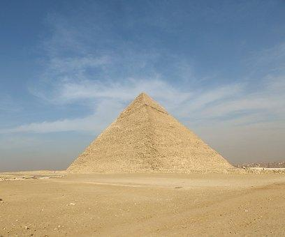 Great Pyramid of Giza height
