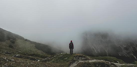 Hiking in Himachal Pradesh photo