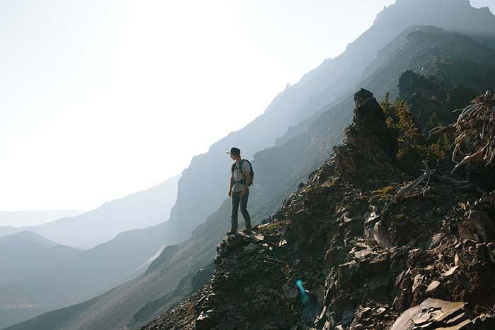 Hiking in Himachal Pradesh  pix