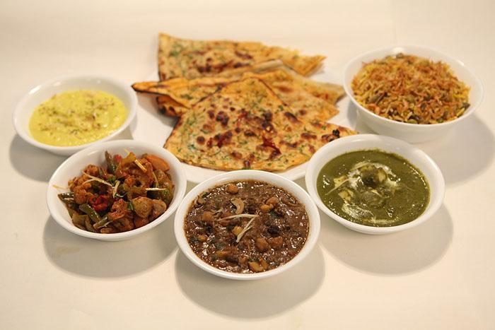 Indian Food for Travellers
