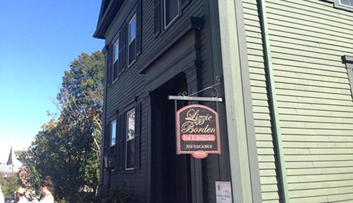 Lizzie Borden House  pictures