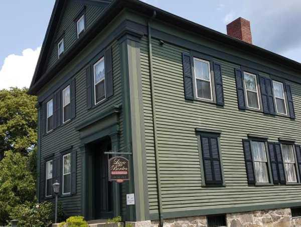 Lizzie Borden House images