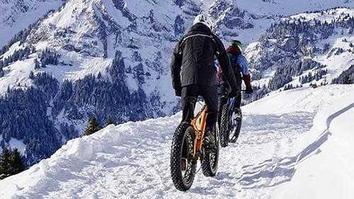 Mountain Bike Destinations california