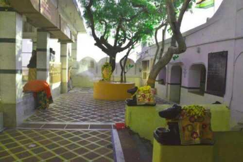 Mouse temple inside ghar ganesh temple