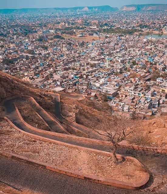 Nahargarh ort images