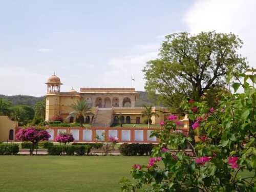 Picnic Spots In Jaipur Kanak Ghati