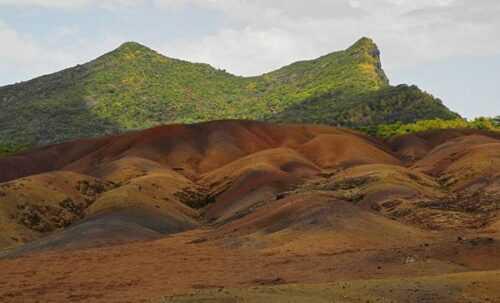 Seven Coloured Earth of Chamarel