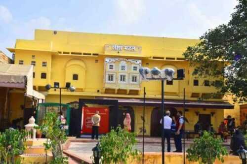 Jaipur wax museum timing