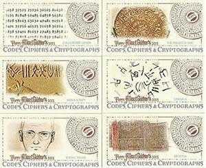 Shugborough Inscription chiper