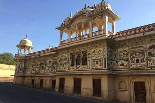 Sisodia Rani Garden Jaipur images