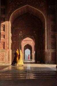 Taj Mahal story