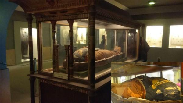 Albert Hall Museum Mummy images