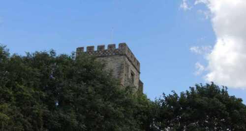 Canewdon Church photos