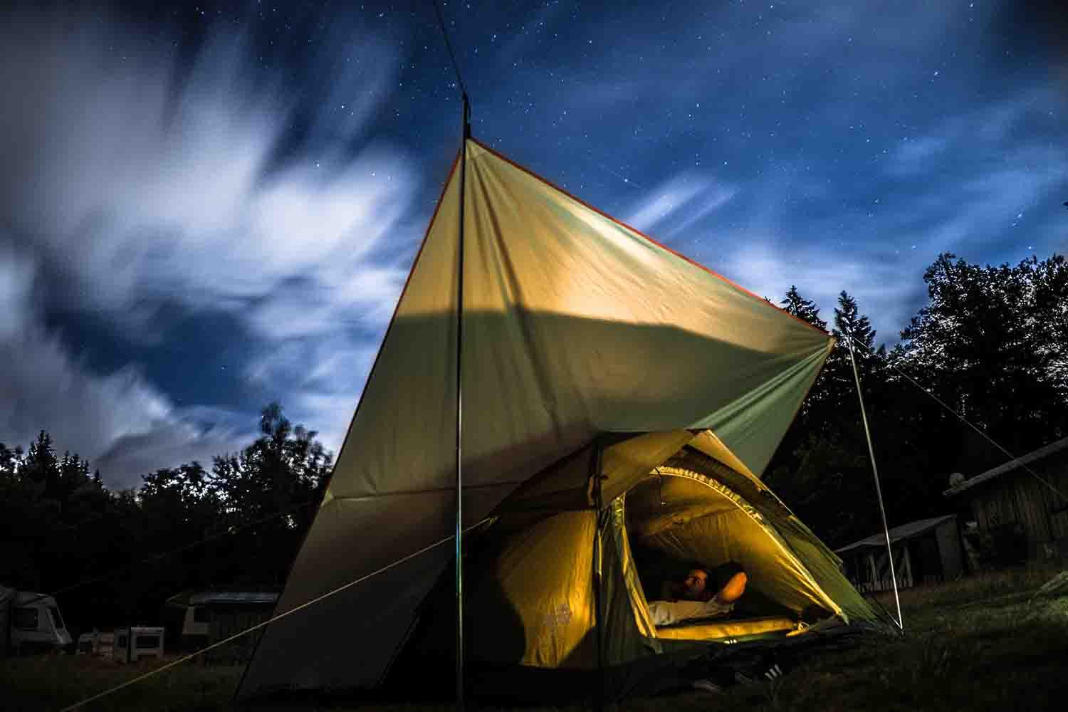 Helpful Tips For Your First Solo Camping Trip Mysterioustrip