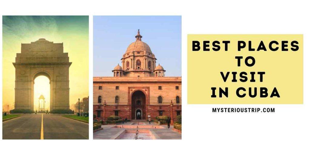 famous monuments Delhi