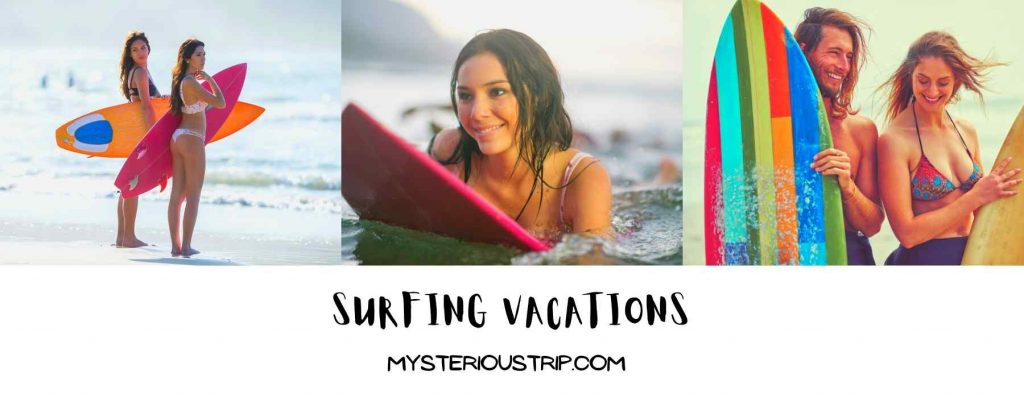 Surfing Vacations